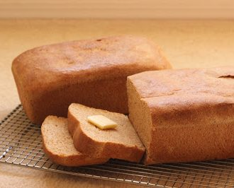 The Best Honey Wheat Bread Ever!