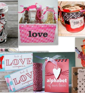 Easy, Last-Minute, DIY Valentine's Gifts!