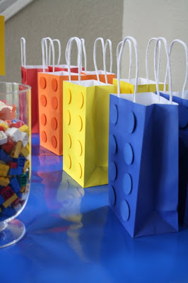 Reader Submission: Lego Birthday Party