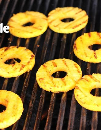 How to (Easily) Grill Pineapple