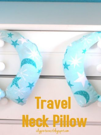 Simple Travel Neck Pillow
