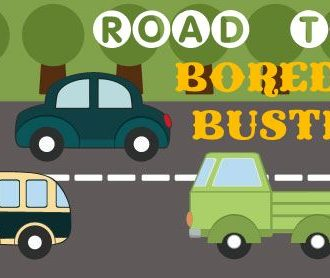 16 Road Trip Boredom Buster Games