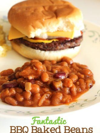 Fantastic BBQ Baked Beans