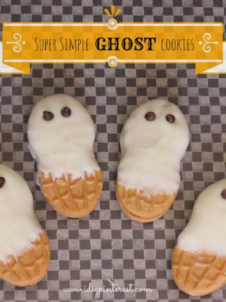 Boo Your Neighbor (Free Printables & Ghost Cookies Recipe)