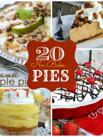 20 No-Bake Pies for the Holidays