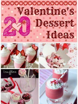 20 Perfect Valentine's Day Desserts