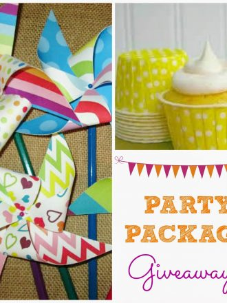 Party Fetti Shop Giveaway!