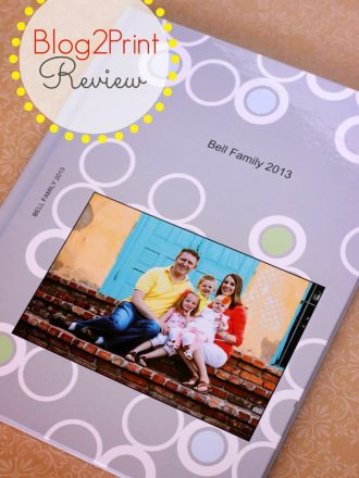 Blog2Print Review and Giveaway!