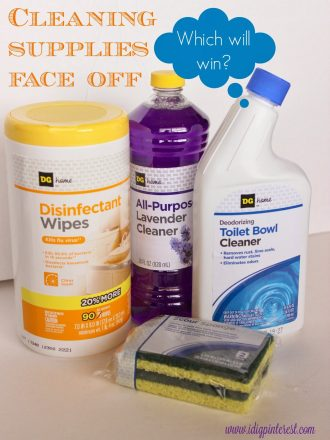 Dollar General vs. National Brand Cleaners Face Off in a Spring Cleaning Challenge: Which Will Win?