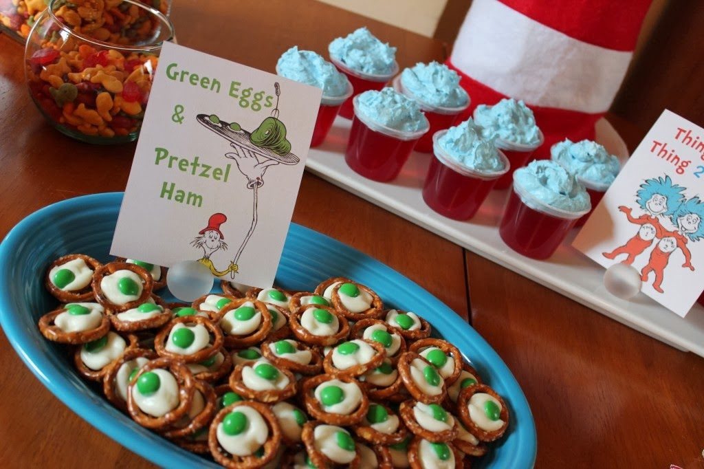 13 Simple Dr Seuss Crafts And Food Ideas For Kids I Dig