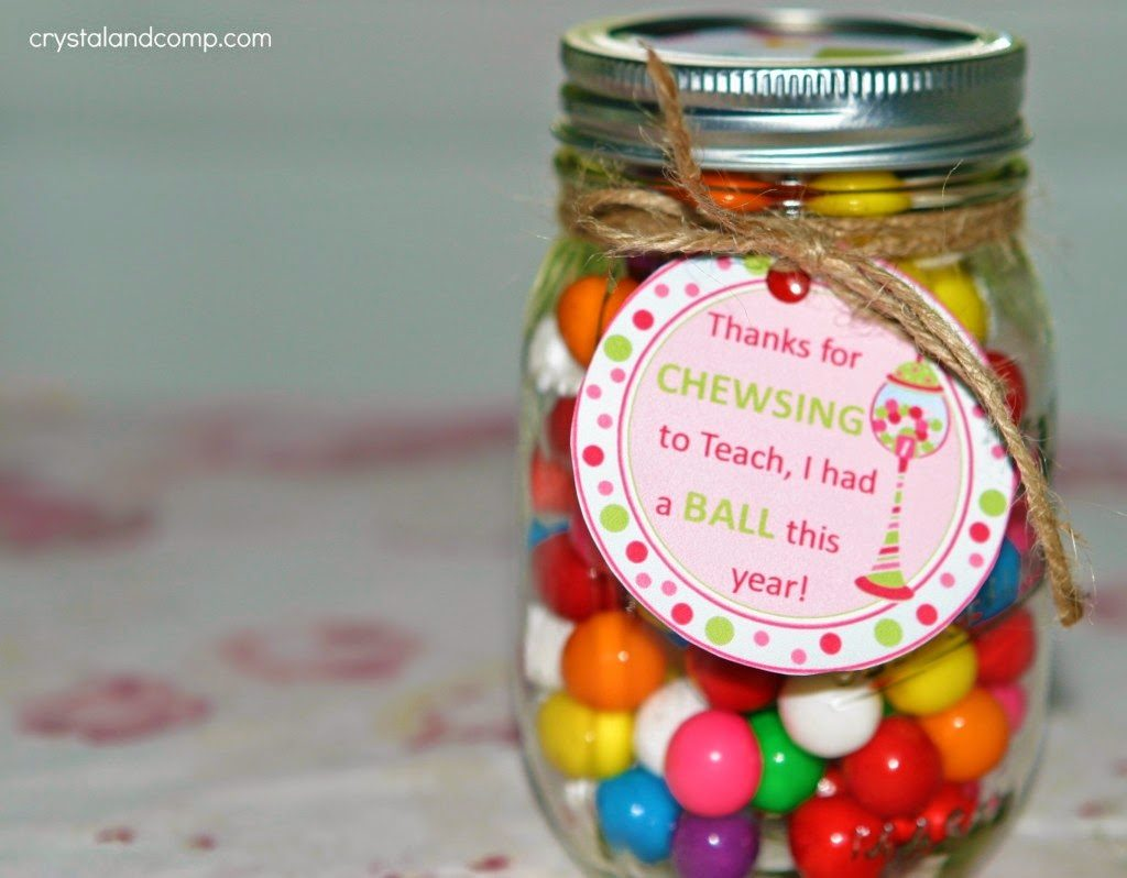20 Inexpensive Creative Teacher Reciation Gifts