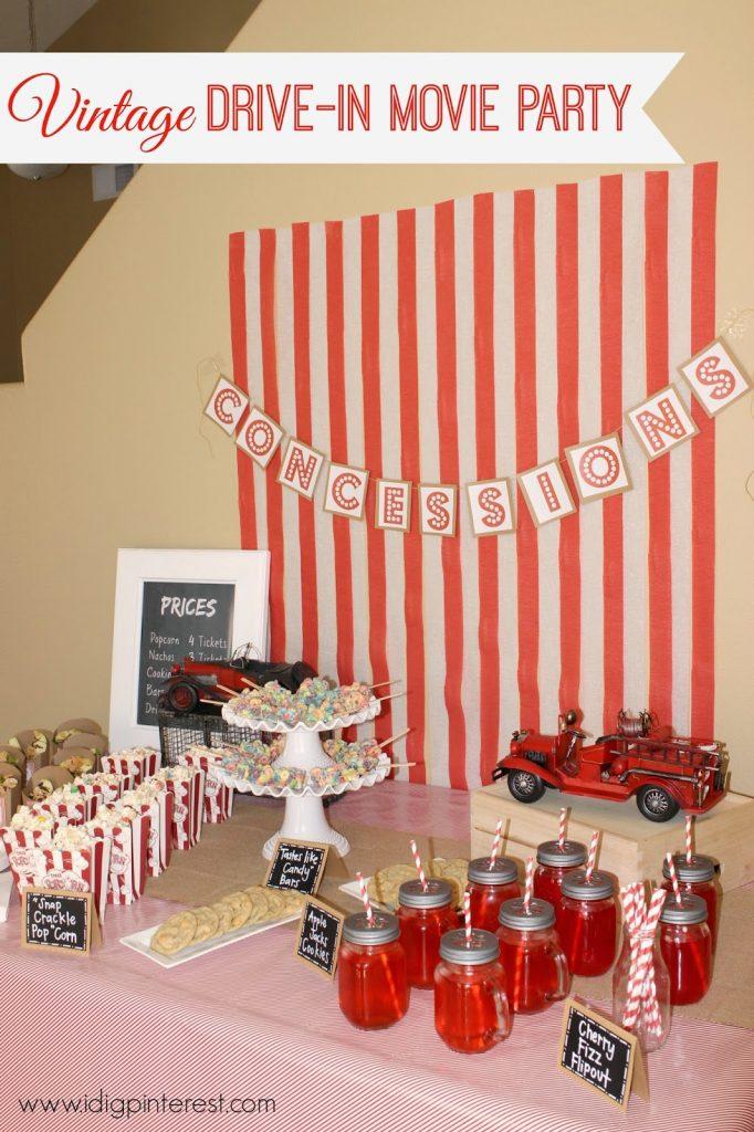 pin movie birthday party - photo #5