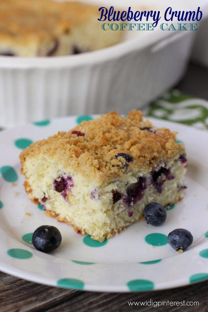 Blueberry Cake Recipe Pbs