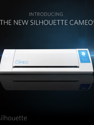 Exciting News about the New Silhouette Cameo!
