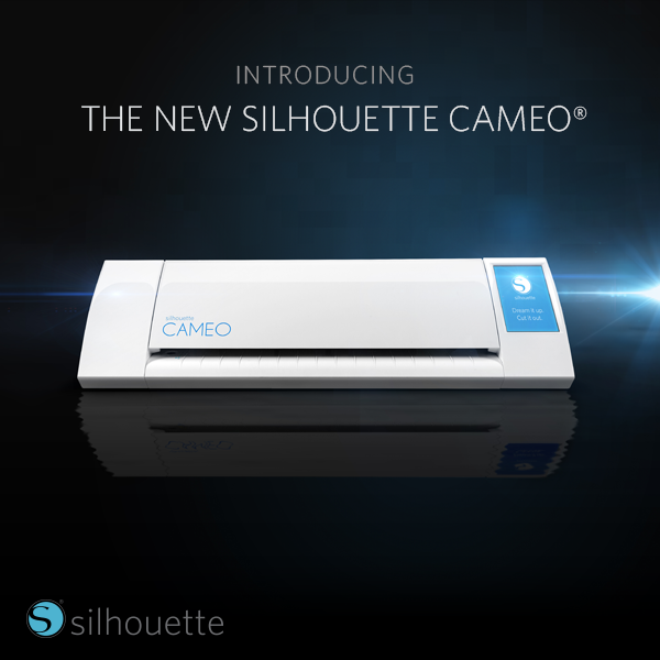Exciting News About The New Silhouette Cameo I Dig Pinterest