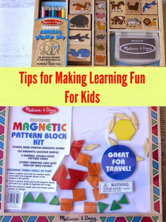 The Best Toys and Tips for Making Learning Fun for Kids