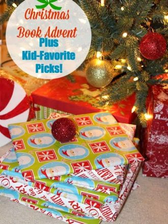 Christmas Book Advent Tradition Plus Kid-Favorite Holiday Book Picks!