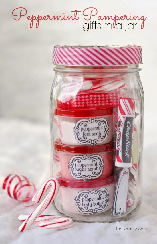 20 of The Best Christmas Mason Jar Gifts - I Dig Pinterest