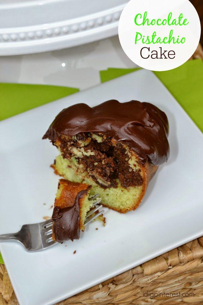 Chocolate Pistachio Cake Recipe Cake Doctor