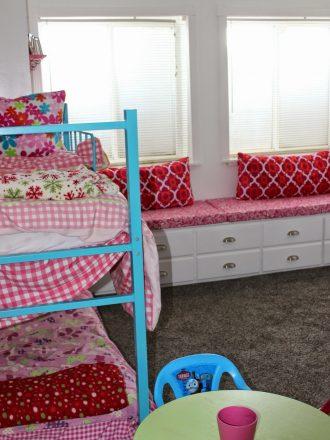 Girls' Room Refresh!