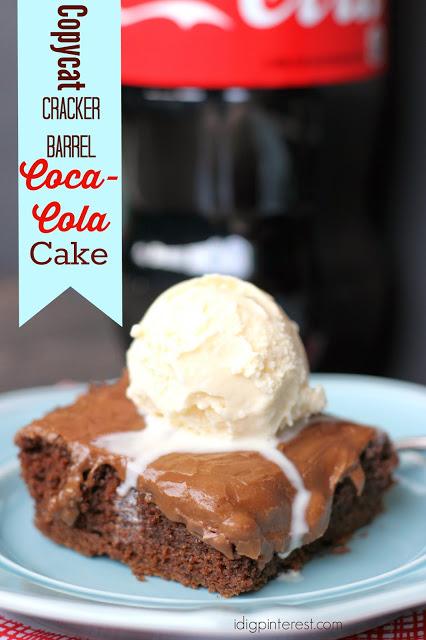 Copycat Recipes Cracker Barrel Chocolate Cake