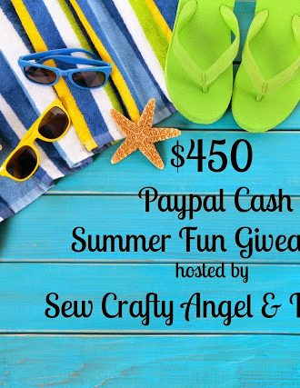 Fun in the Sun $450 Paypal Cash Giveaway!