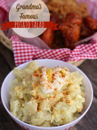 #ad Grandma's Famous Potato Salad