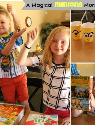 A Magical Morning with Minions