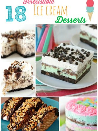 18 Irresistible Ice Cream Desserts