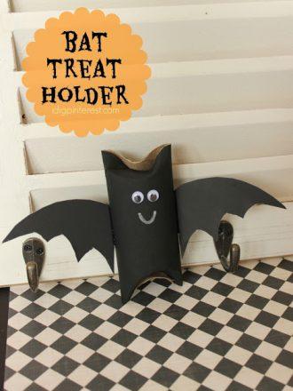 Bat Treat Holder Party Favor
