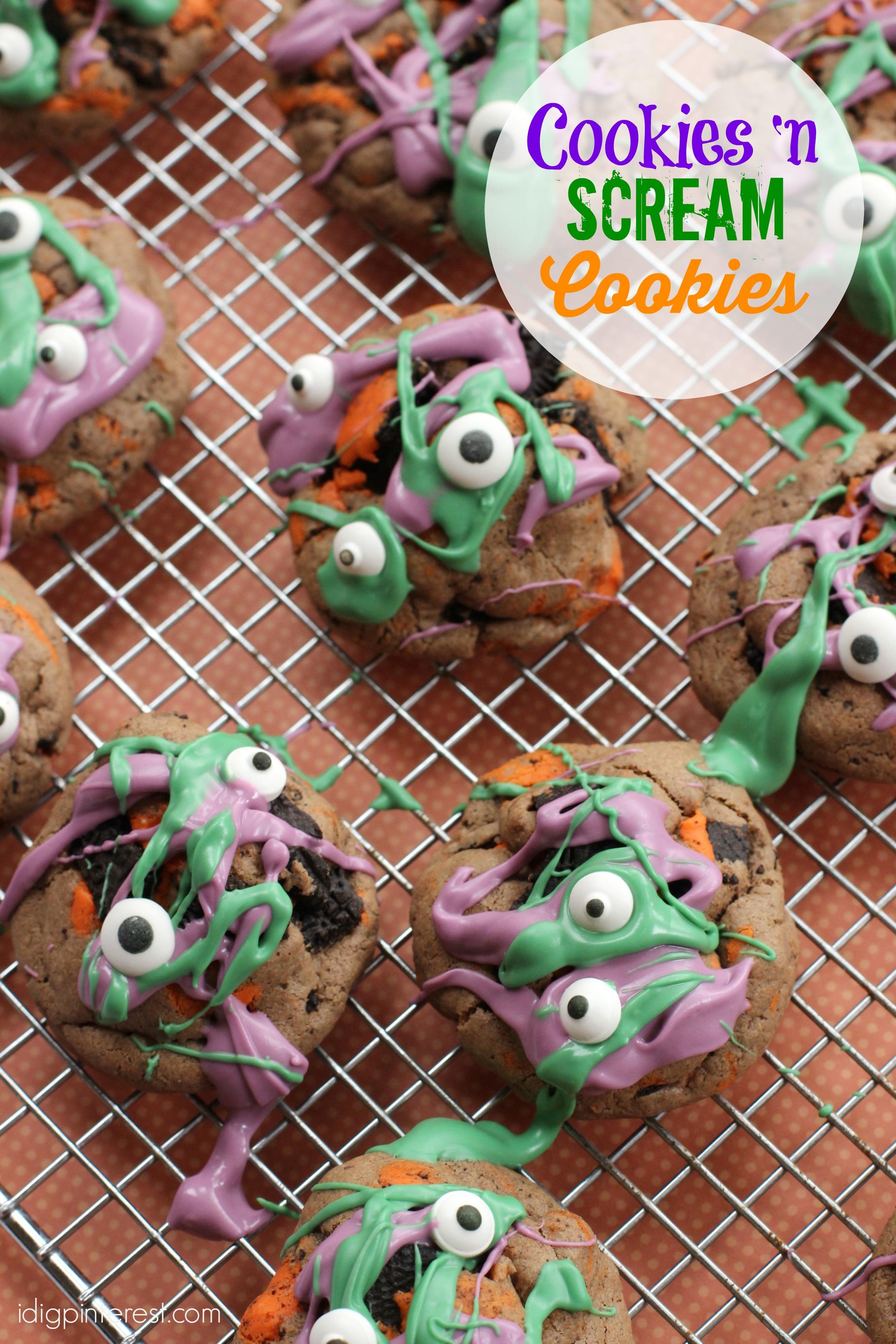 cookies 'n scream cookies3