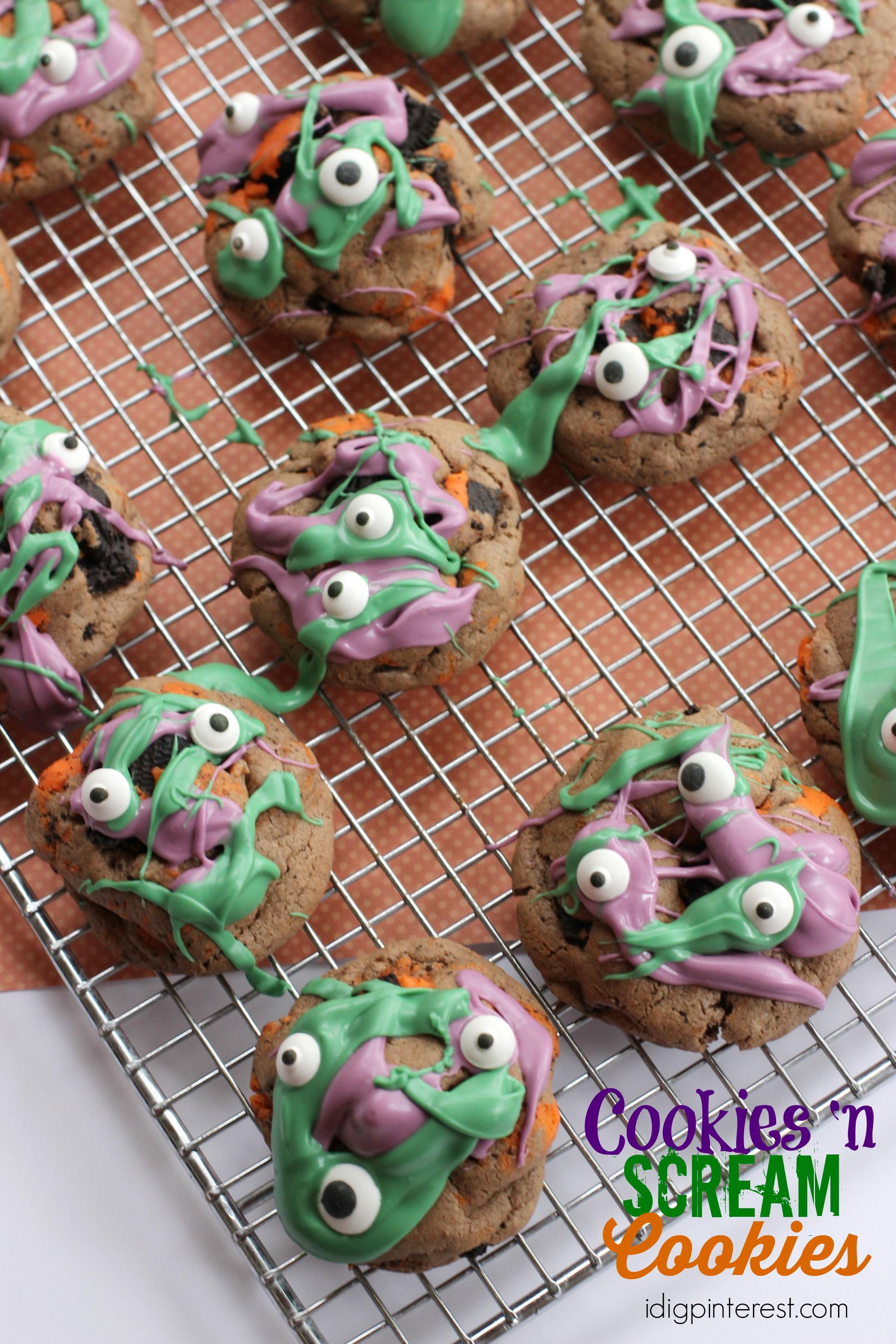 cookies 'n scream cookies4