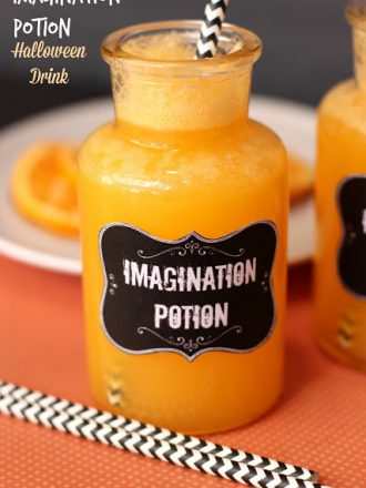Imagination Potion and Our Favorite Halloween Kids' Books
