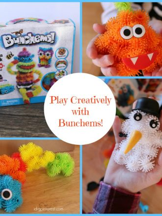 Play Creatively with Bunchems