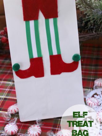 Elf Treat Bag
