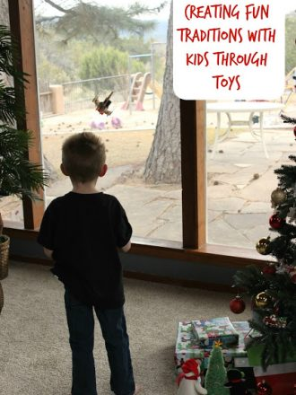 Creating Fun Traditions with Kids Through Toys