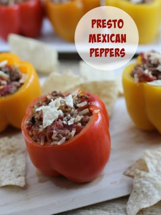 Presto Mexican Peppers