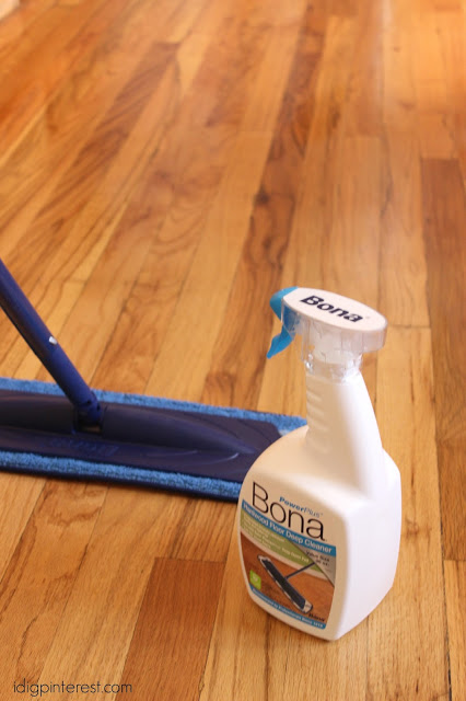 How To Keep Hardwood Floors Looking Quot Fab Quot Plus A 30 Day