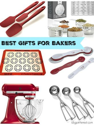 The Best Gifts for Bakers: My Personal Favorite Kitchen Items