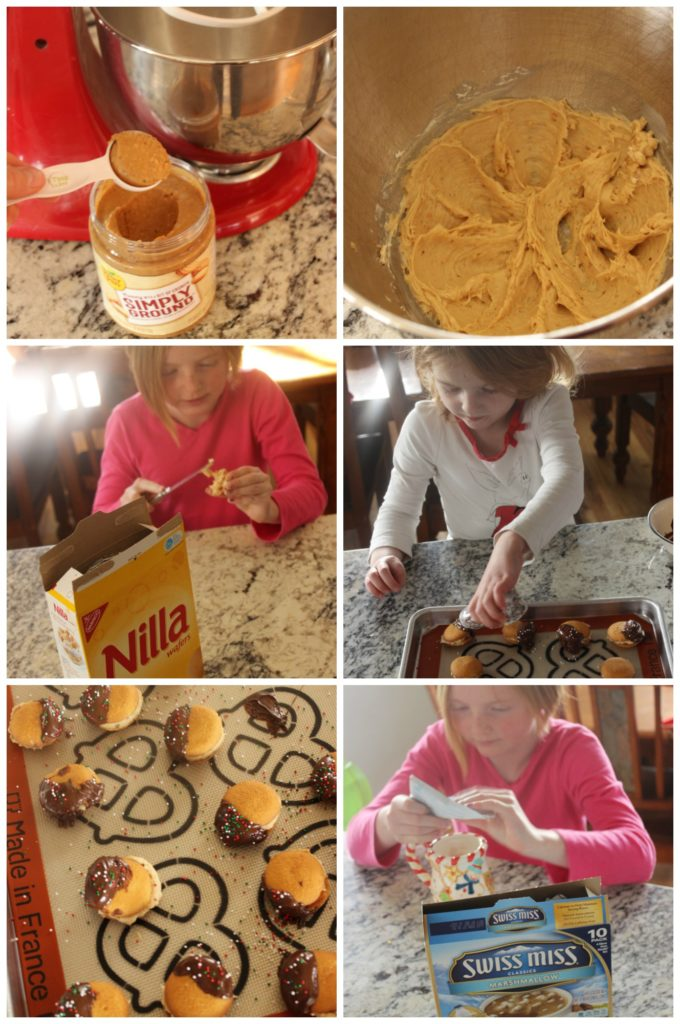 nilla-wafer-cookies-collage
