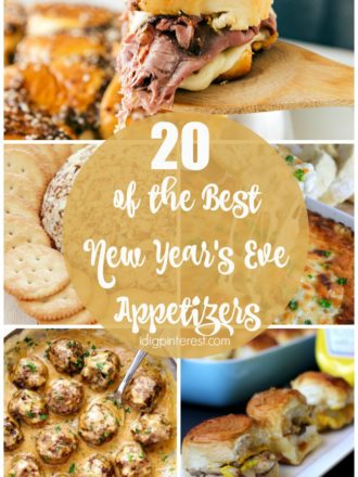 20+ of The Best New Year's Eve Appetizers