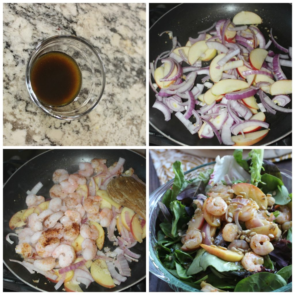 shrimp-and-apple-salad-collage