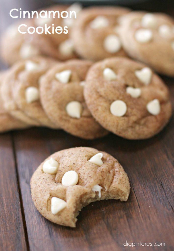 cinnamon cookiesfixed