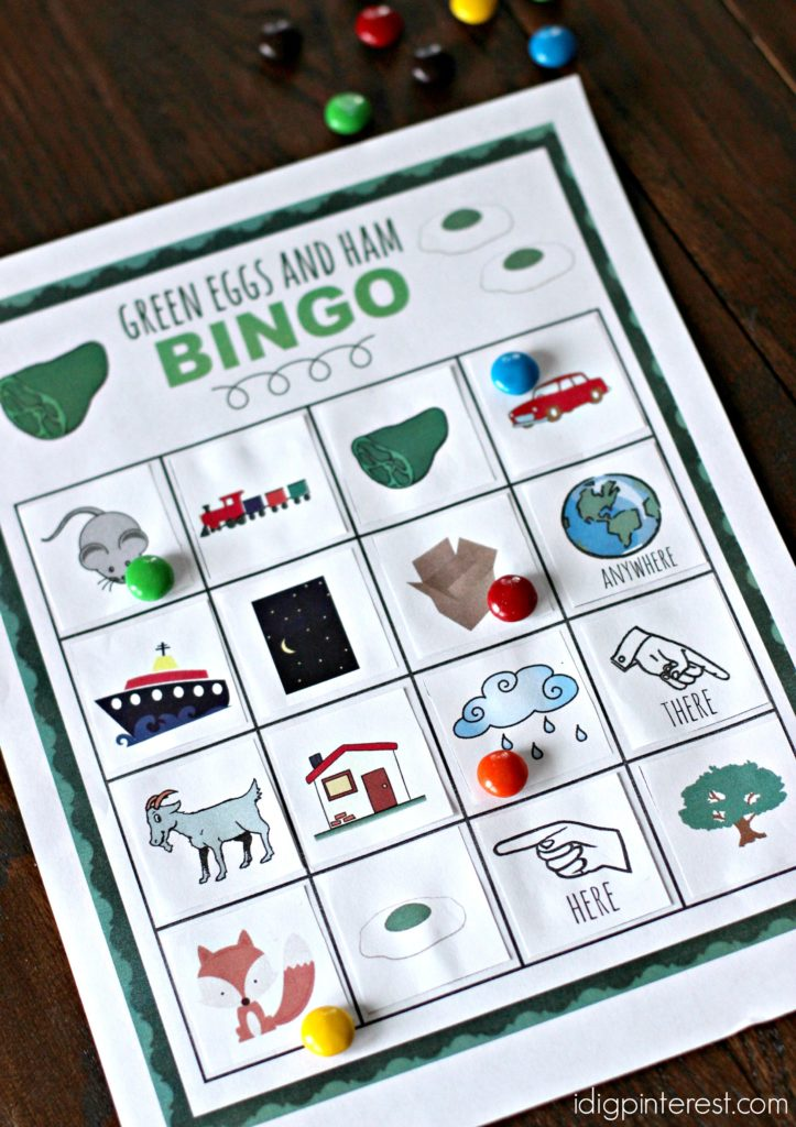 green eggs and ham bingo1