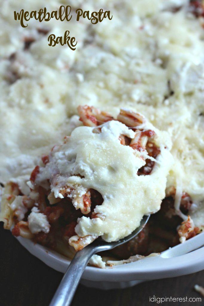 meatball pasta bake4