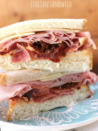 Italian Sandwich1