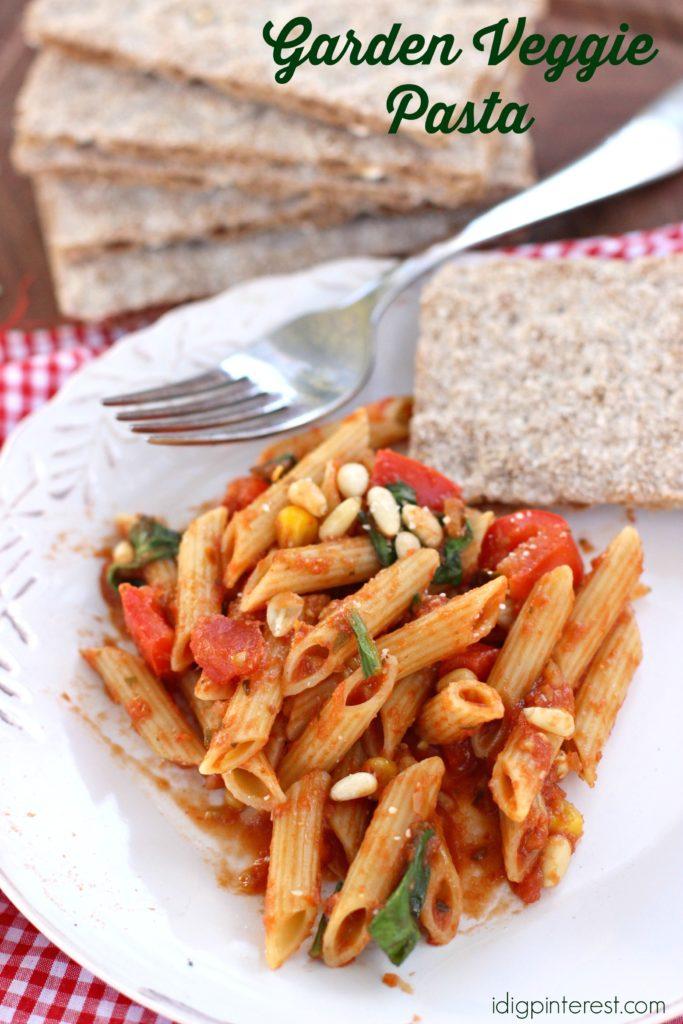 garden veggie pasta1