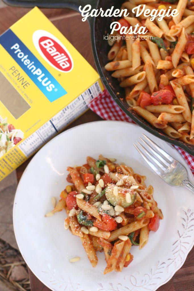 garden veggie pasta5