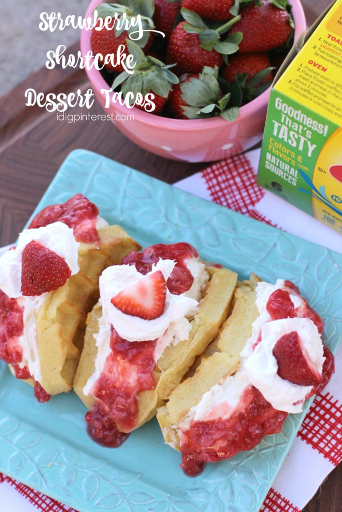 strawberry shortcake dessert tacos4