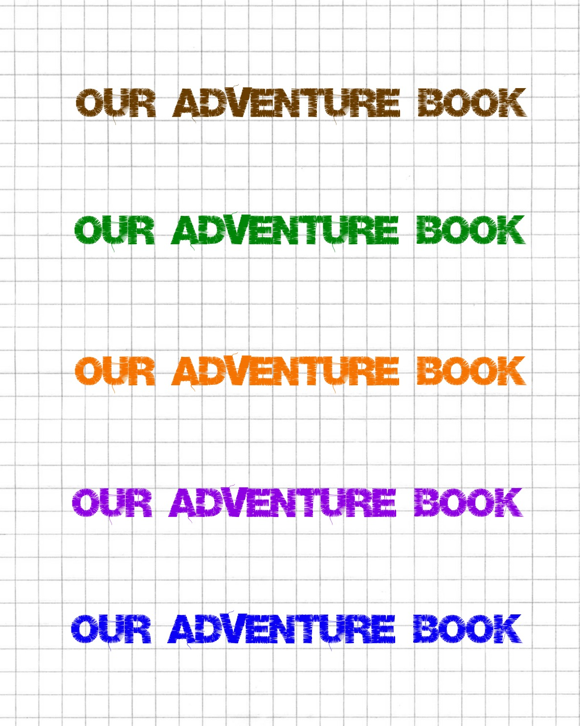 photo regarding Our Adventure Book Printable known as Our Experience E-book Printable - I Dig Pinterest